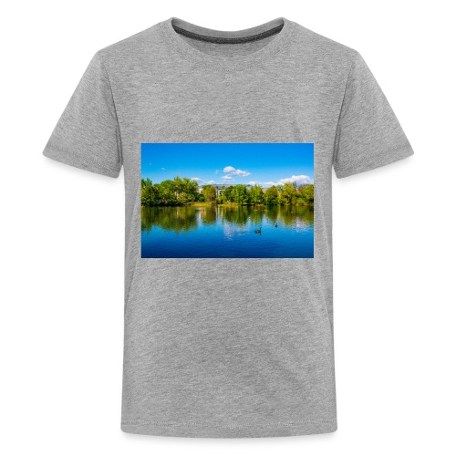 A Day at the Park - Kids' Premium T-Shirt