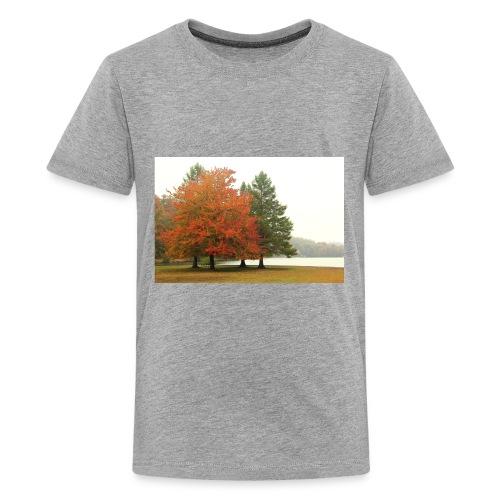 Autumn Fog - Kids' Premium T-Shirt