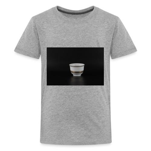 Arabic coffee cup - Kids' Premium T-Shirt