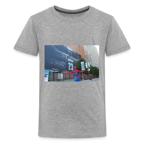 08F82E48 9C6F 4A56 B728 8F6AA590F0EA - Kids' Premium T-Shirt