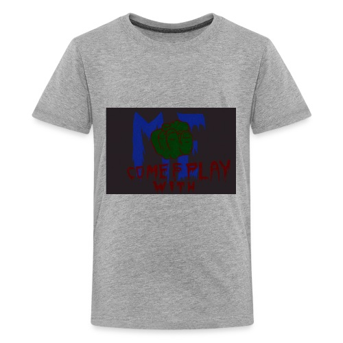 come play with me - Kids' Premium T-Shirt