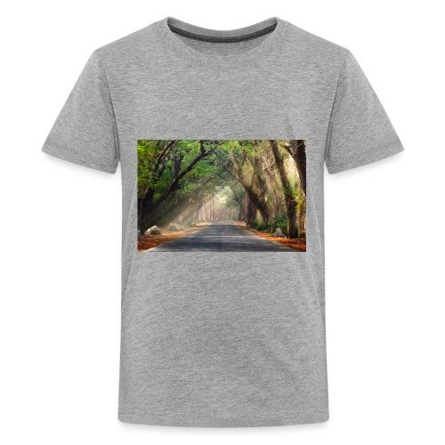 Summer ride - Kids' Premium T-Shirt