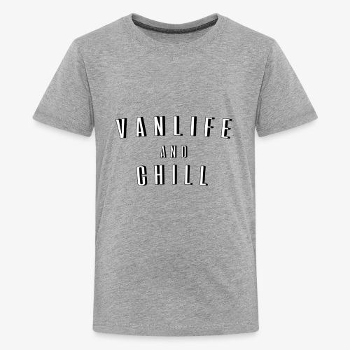 Van Life and Chill - Kids' Premium T-Shirt
