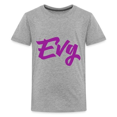 eVG Logo - Kids' Premium T-Shirt