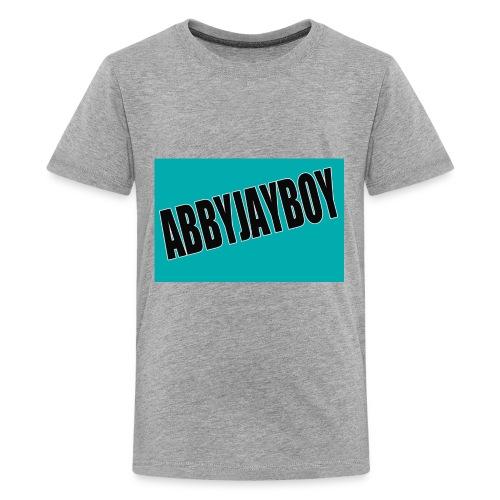 ABBYJAYBOY - Kids' Premium T-Shirt