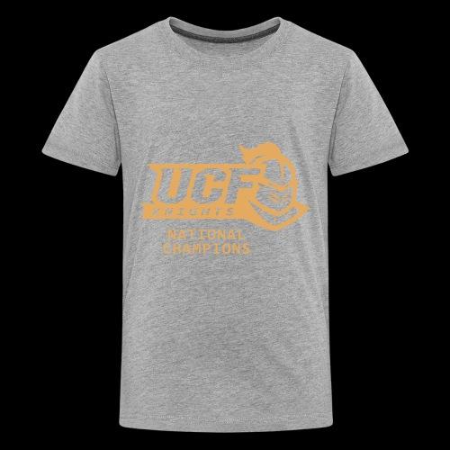 the real champion - Kids' Premium T-Shirt