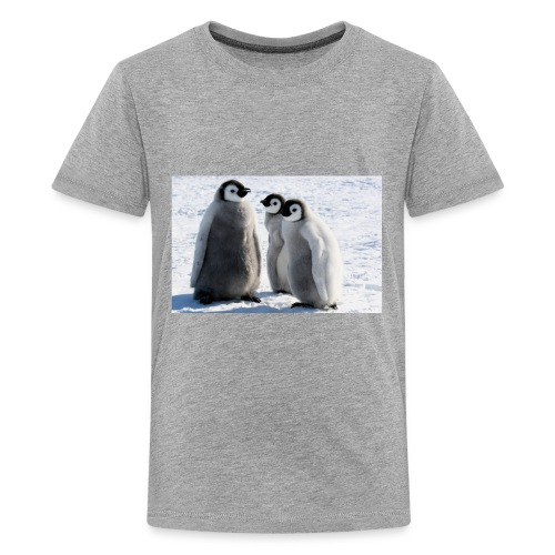 we the penguin sauad - Kids' Premium T-Shirt