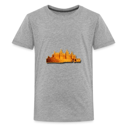 SBC castle - Kids' Premium T-Shirt