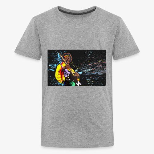 rasta rocker - Kids' Premium T-Shirt