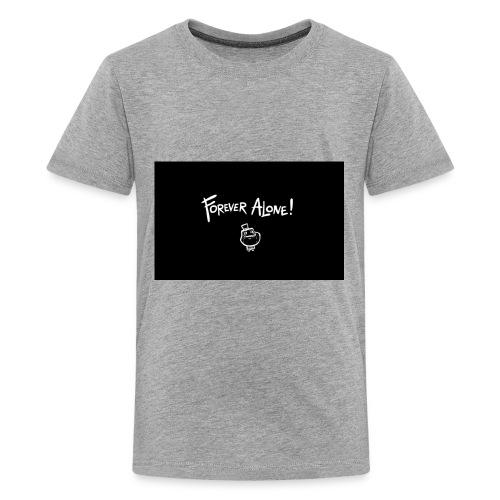 Alone Forever - Kids' Premium T-Shirt