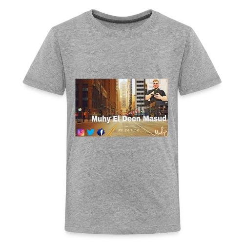D1402D9A D27F 4BF8 ABDA 5FAC0DDFF405 - Kids' Premium T-Shirt