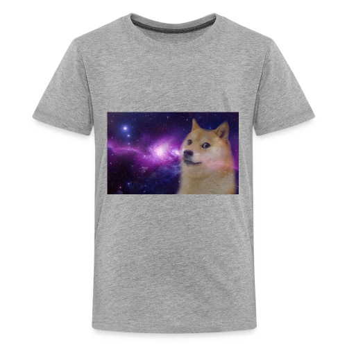 Mighty doge - Kids' Premium T-Shirt