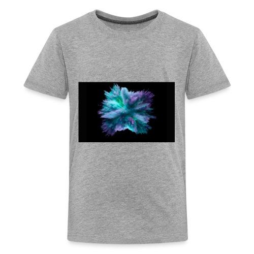 white owl - Kids' Premium T-Shirt
