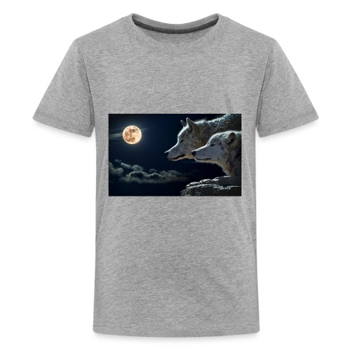 Coolwolf - Kids' Premium T-Shirt