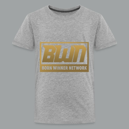 BWN (Gold) - Kids' Premium T-Shirt