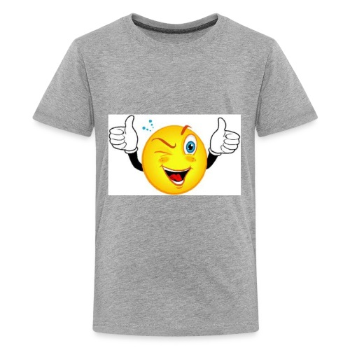 smiley merch - Kids' Premium T-Shirt