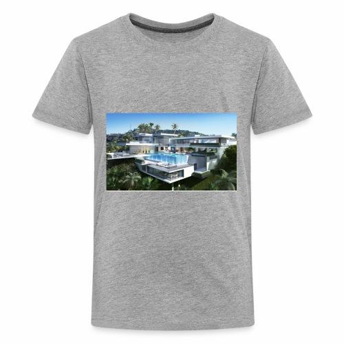 DFB8FE65 D5A0 4438 8C7F E69C6A4CBE53 - Kids' Premium T-Shirt