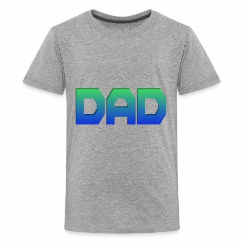 Just Dad - Kids' Premium T-Shirt