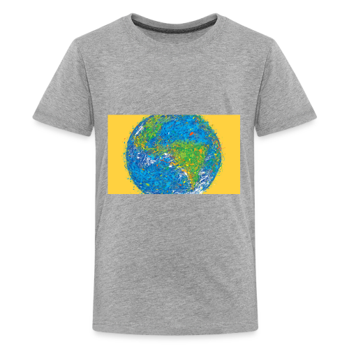 world - Kids' Premium T-Shirt