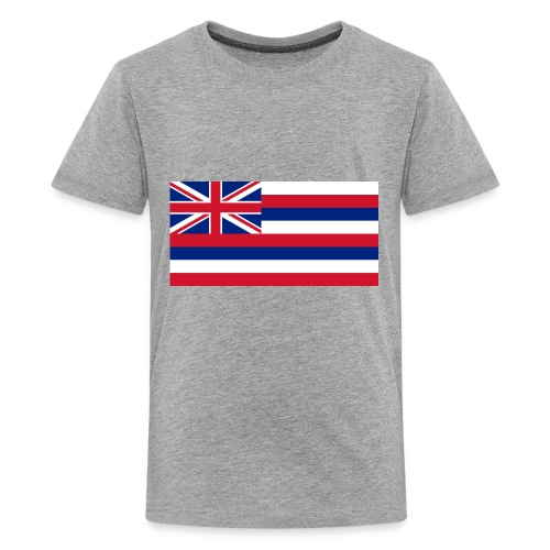 Hawaiian Flag - Kids' Premium T-Shirt