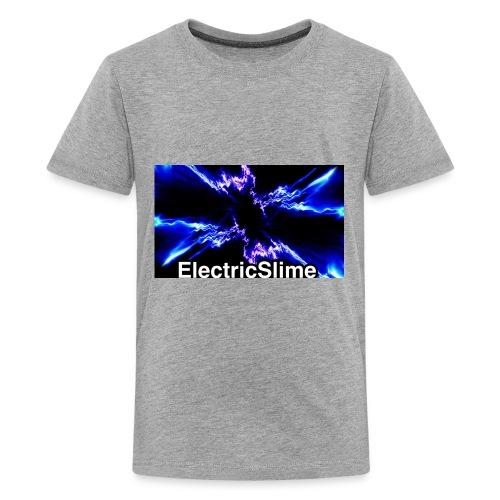 ElectricSlime Electricity Graphic - Kids' Premium T-Shirt