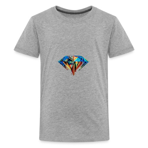 The Diamond - Kids' Premium T-Shirt
