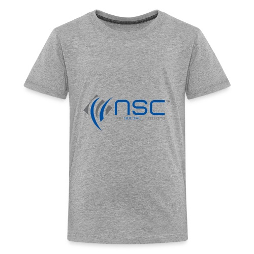 NON SOCIAL CLOTHING - Kids' Premium T-Shirt