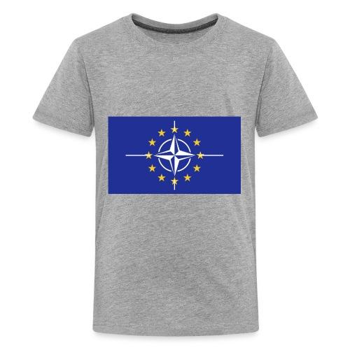 North Atlantic Treaty Union - Kids' Premium T-Shirt