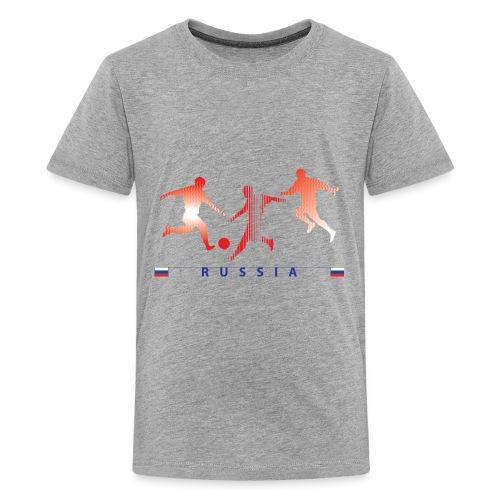 RUSSIA - RUS 3 Players - Kids' Premium T-Shirt