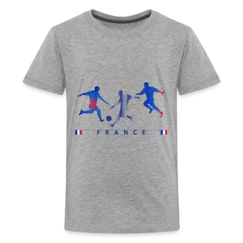 FRANCE - FRA 3 Players - Kids' Premium T-Shirt
