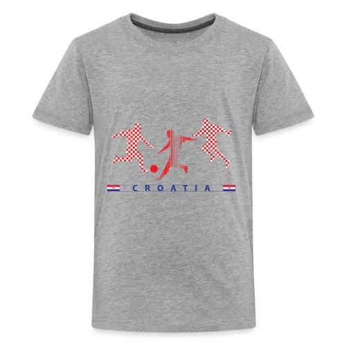 CROATIA - CRO - Kids' Premium T-Shirt