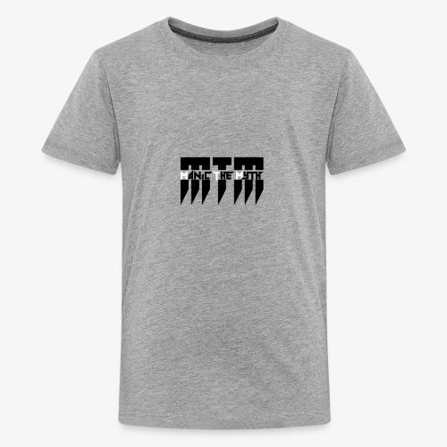 MTM Manic The Myth logo - Kids' Premium T-Shirt