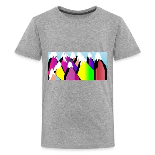 LIVERUNFLY - Kids' Premium T-Shirt