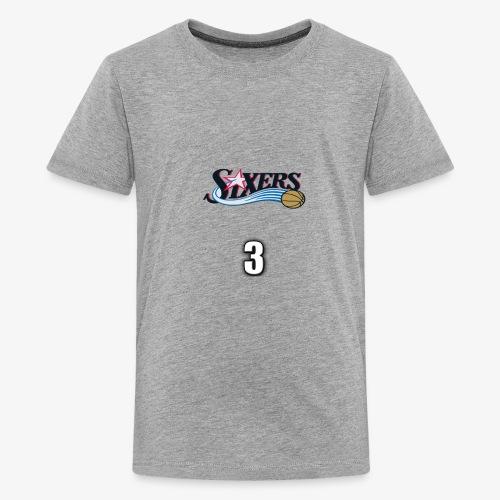Allen Iverson - Kids' Premium T-Shirt