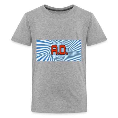 1528659640444 - Kids' Premium T-Shirt