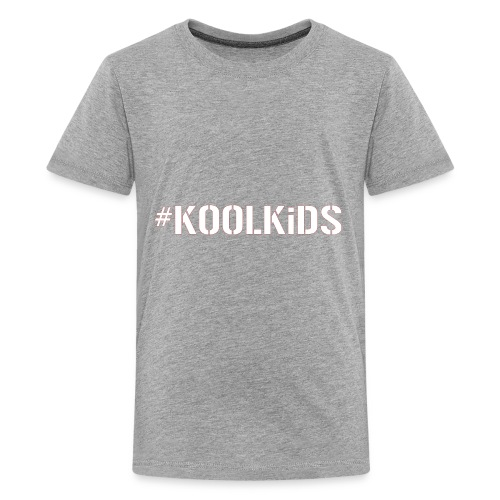 #K00LKiDS Decal - Kids' Premium T-Shirt