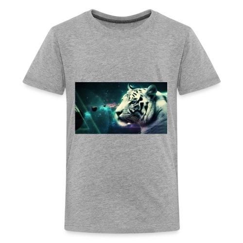 White_tiger - Kids' Premium T-Shirt