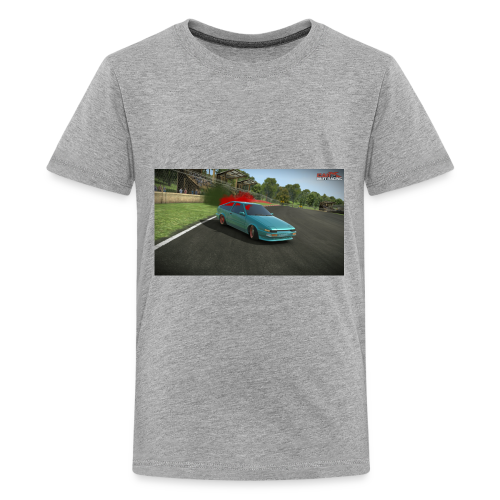 AE86 Drifting. - Kids' Premium T-Shirt