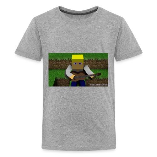 Mc rullendesten - Kids' Premium T-Shirt