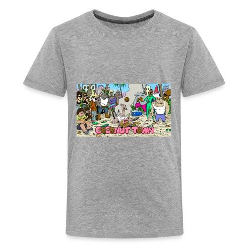 Coconut Town - Kids' Premium T-Shirt
