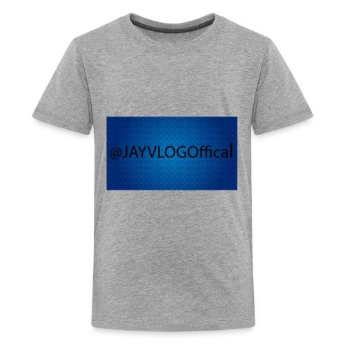 JAYVLOGOffical - Kids' Premium T-Shirt