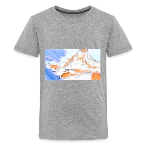 Land - Kids' Premium T-Shirt