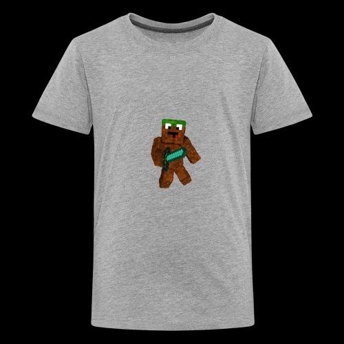 AlphaDirtKanalbild - Kids' Premium T-Shirt