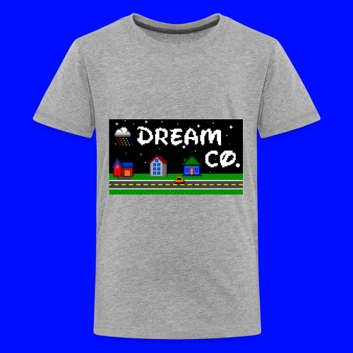 Pixel Art - Kids' Premium T-Shirt