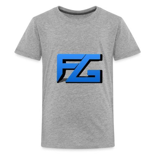 Freeze Gaming Logo - Kids' Premium T-Shirt