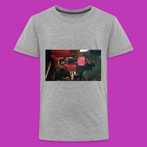 Valentines Day Mug - Kids' Premium T-Shirt