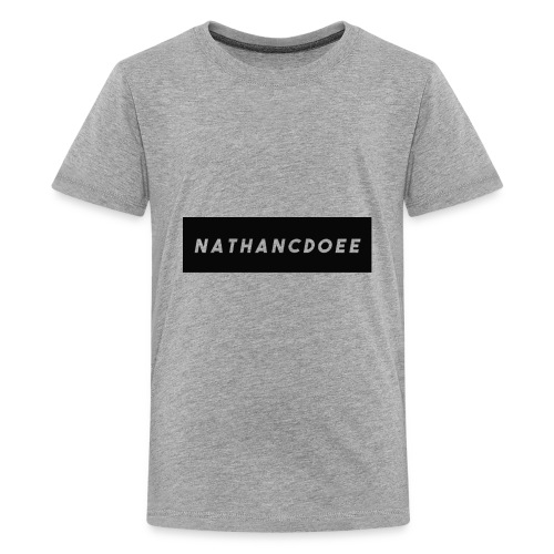 nathancdoee logo - Kids' Premium T-Shirt