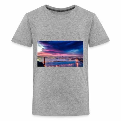 San Francisco Daily - Kids' Premium T-Shirt