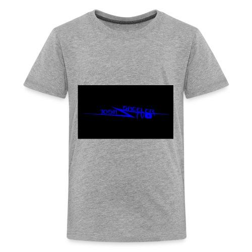 JoshSheelerTv Shirt - Kids' Premium T-Shirt