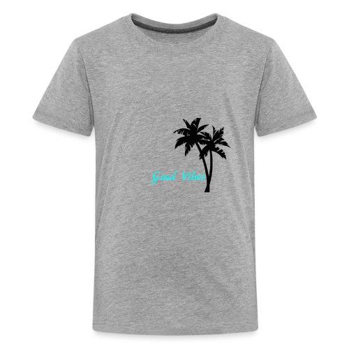 Bailey Does Stuff Merch Blue - Kids' Premium T-Shirt